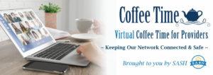 SASH's Virtual Coffee Time @ Online