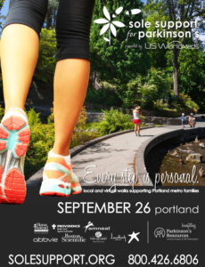 Sole Support Walk for Parkinson's Disease - Portland @ Parkinson's Resources of Oregon
