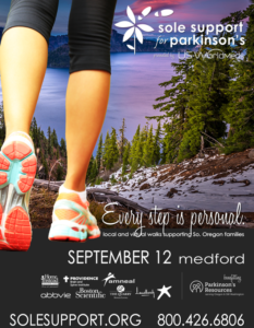 Sole Support for Parkinson's @ Bear Creek Park Pavilion