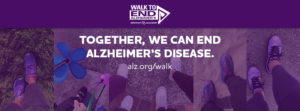 Walk to End Alzheimer's Portland @ Walk to End Alzheimer's Drive Through Promise Garden