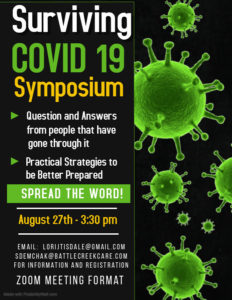 """Better Together - """"Surviving Covid-19"""" @ ZOOM"""
