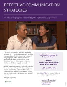Effective Communication Strategies @ Virtual
