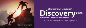 Discovery Alzheimer's Regional Conference @ Online