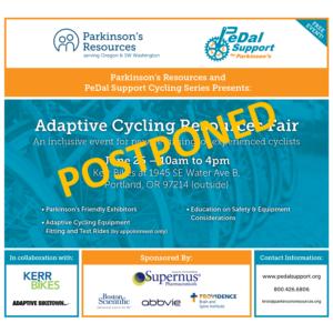Adaptive Cycling Resource Fair - POSTPONED @ Kerr Bikes/Adaptive Biketown