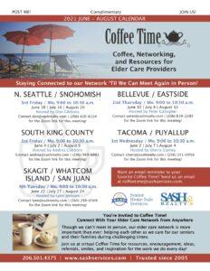 SASH Coffee Time TACOMA / PUYALLUP