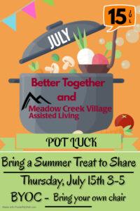 Better Together @ Cedar Village