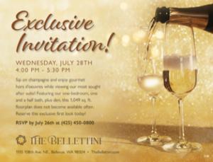 Belletini Suite Viewing Event @ The Bellettini
