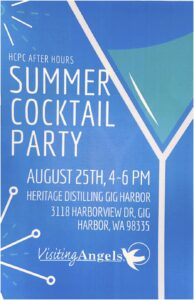 HCPC After Hours Summer Cocktail Party @ Heritage Distilling Company