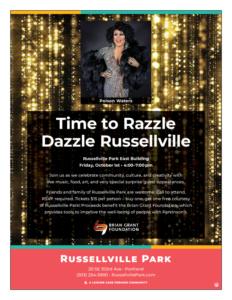 Celebrating Community, Culture & Creativity @ Russellville Park East Building