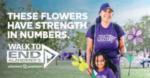 Pacific Northwest Walk to End Alzheimer's @ Seattle Center - International Fountain