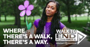 South Sound Walk to End Alzheimer's @ Heritage Park